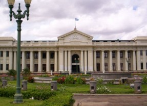 """Biblioteca Nacional """"Ruben Darío"""" del INC abre nueva sala de lectura."""
